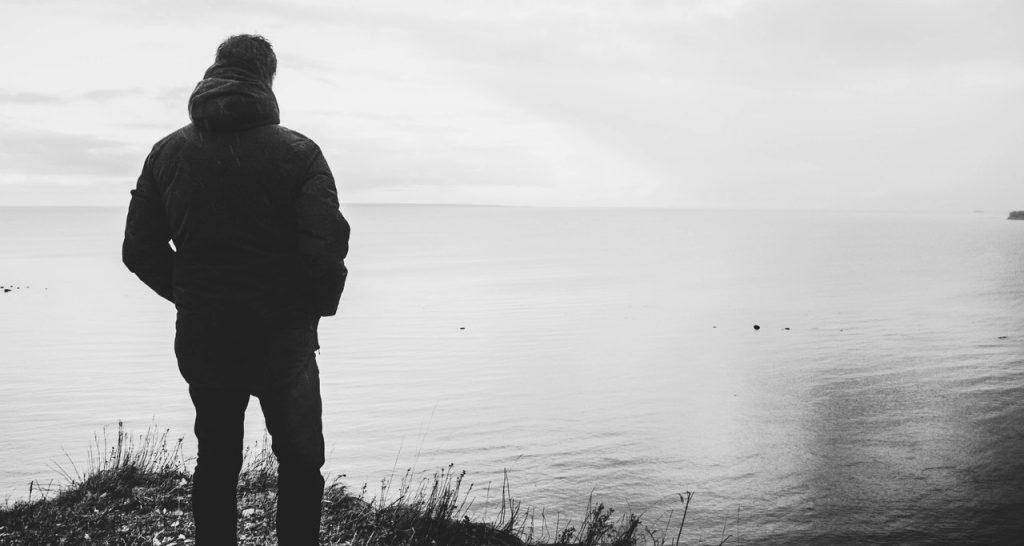 Verlies door zelfdoding