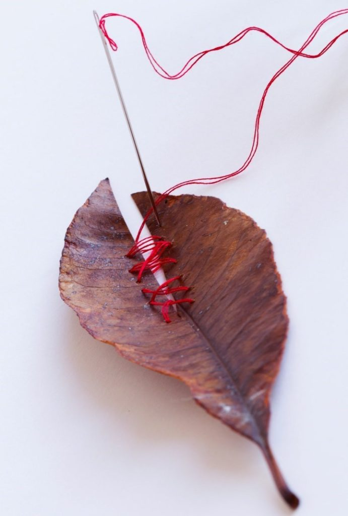 """Verlies is als """"rode draad"""" in je leven."""